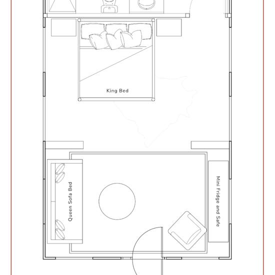 Blazing Star Floorplan