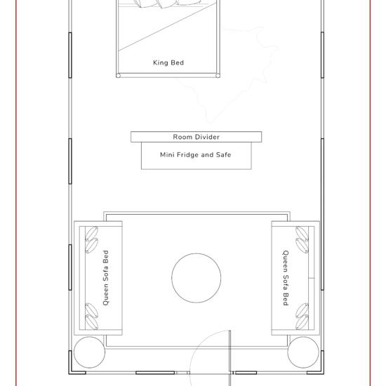 Foxglove Floorplan