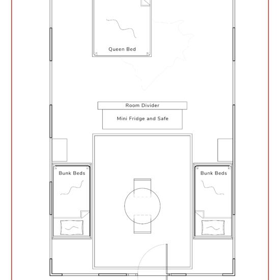 Sweet William Floorplan