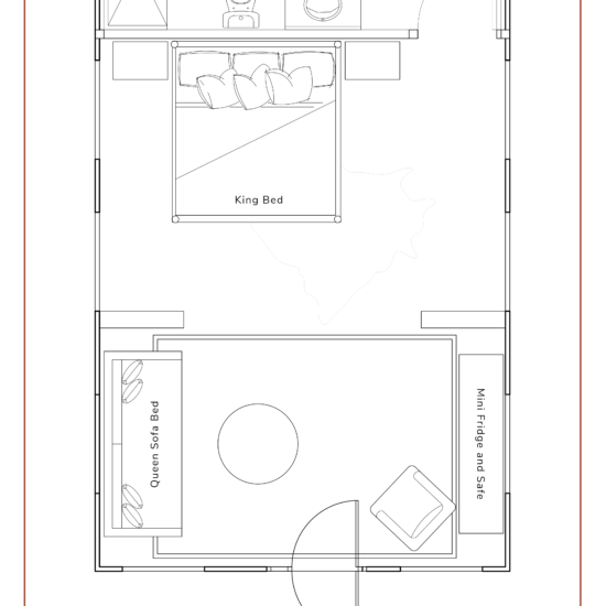 Thimbleweed Floorplan